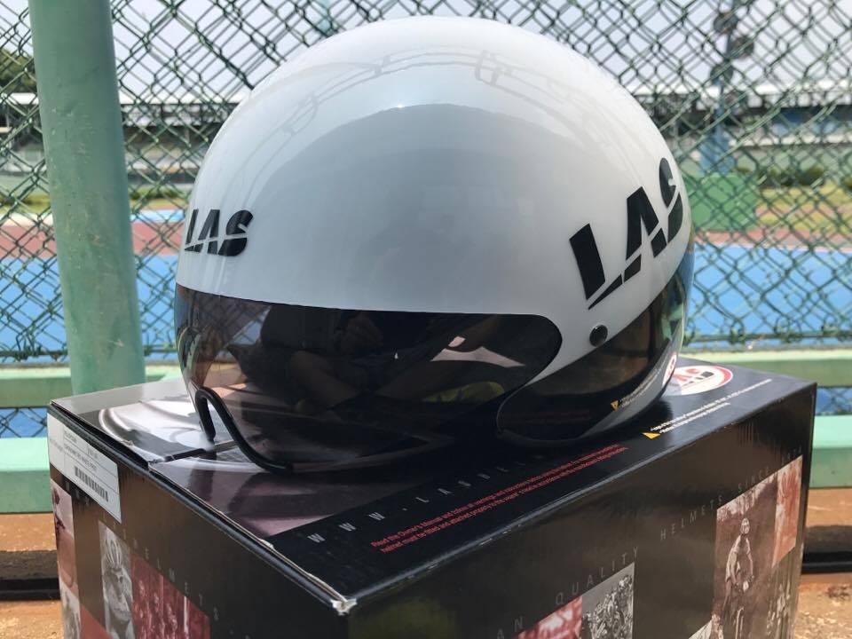 LASのヘルメット★