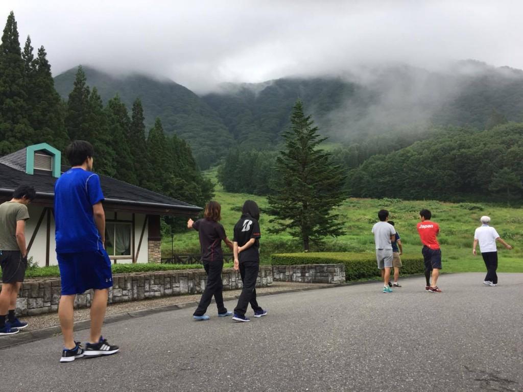 パラサイクリング 長野合宿 活動のご報告