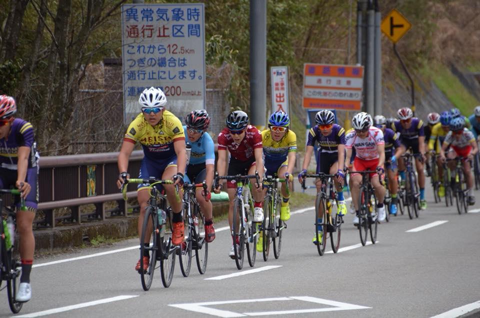 3/18 九州チャレンジサイクルロードレース ご報告