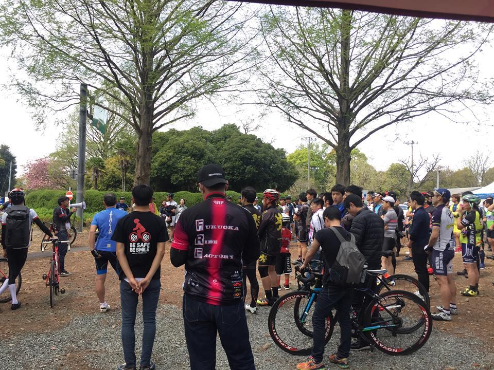 4/13 キリンクリテリウムご報告