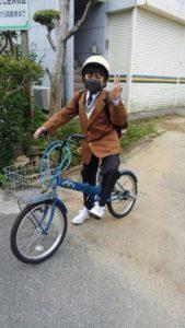 最後の自転車教室・・・その後