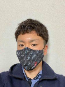 VC福岡 オリジナルフェイスマスク!