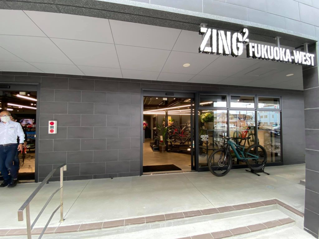 ZING² FUKUOKA WEST オープン!!